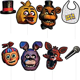 Five Nights at Freddy's Photo Prop Set (8pc)
