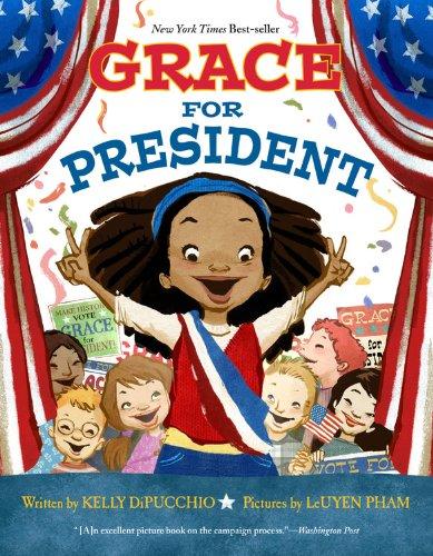 Grace for President (Grace Series, -