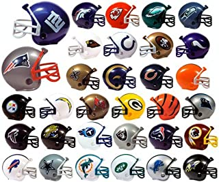 1 inch nfl stickers