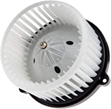 SCITOO ABS Plastic Heater Blower Motor w/Fan HVAC Resistors Blowers Motors fit 2004-2009 Kia Spectra/2005-2009 Kia Spectra5