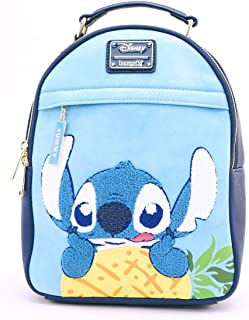 Loungefly x Lilo and Stitch Pineapple Profile Mini Backpack
