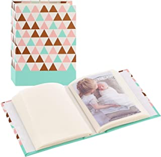"Hama Album photo vierge Minimax ""Designline"" (album photo traditionnel format 13 cm x 16,5 cm, pour 100 photos 10 cm x 15 ..."