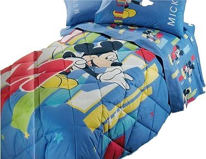 Trapunta Disney Letto Singolo Mickey 28 Amazon It Casa E Cucina