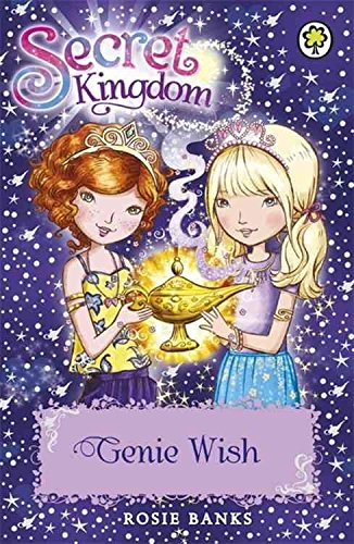 [(Genie Wish)] [By (author) Rosie Banks] published on (September, 2015)