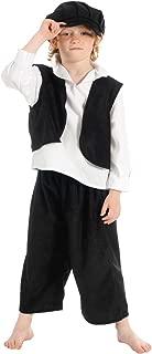 Charlie Crow Bert The Chimney Sweep Costume for Kids 5-11 Years