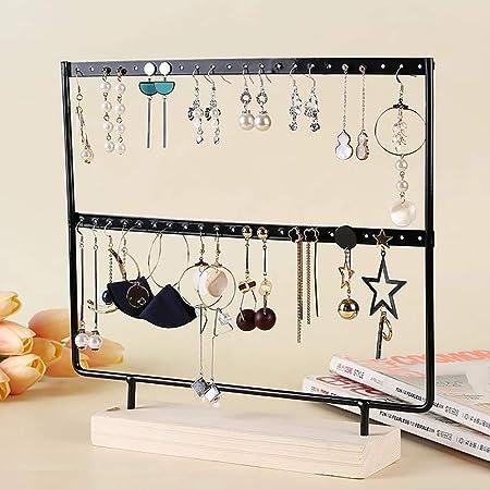 Earrings Holder Earrings Ear Stud Jewelry Display Stand Rack Shelf Stable