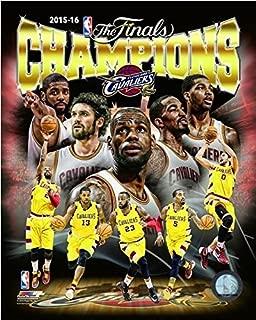 Cleveland Cavaliers 2016 NBA Finals Champions Team Composite Photo (Size: 8