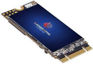 GamerKing M.2 2242 SSD 240GB SATA III 6Gb/s NGFF 内蔵型 Solid State Drive ハードドライブ 高性能ハードドライブノート/パソコン/デスクトップ適用 ソリッドステートドライブ 3年...