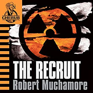 Cherub: The Recruit audiobook cover art