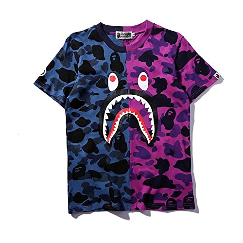e45d8d2ac68e Christox Junior Youth Teens Casual Fashion Crewneck T Shirt Camo Tees  Unisex Tops