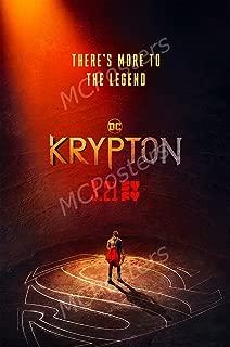 MCPosters DC Krypton TV Show Series Poster GLOSSY FINISH - TVS559 (24