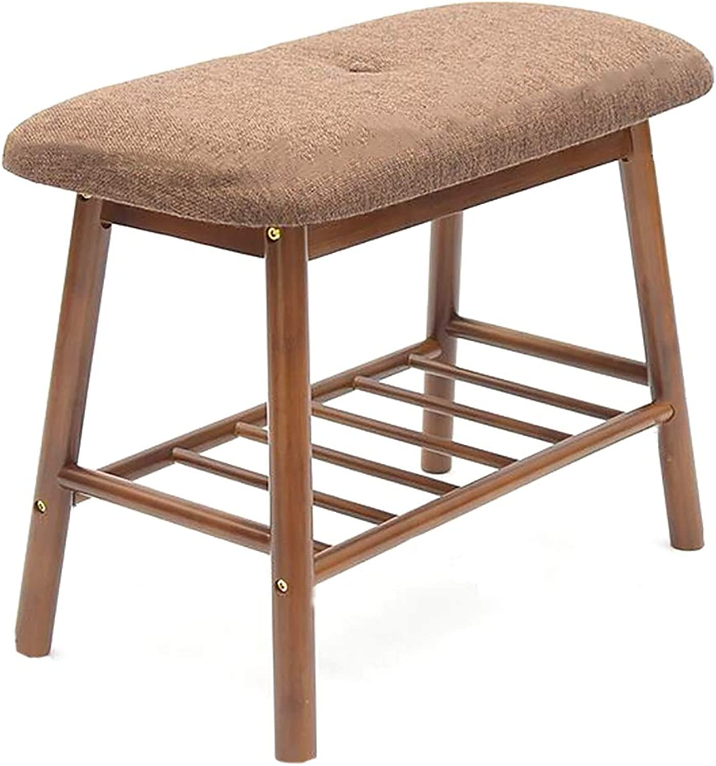 Nordic Entry can sit shoes Rack shoes Stool shoes Storage Bench shoes Bench (color   B, Size   91cm)