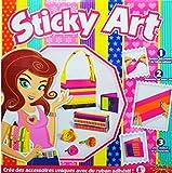 Splash Toys Coffret Sticky Art CREE TES Accesorios de Moda única Mosaics
