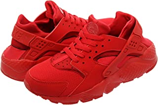 [ナイキ] AIR HUARACHE RUN GS UNIVERSITY RED/UNIVERSITY RED [並行輸入品]