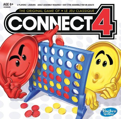 Jeu Connect Classique 4 Hasbro Article: A5640 - 0