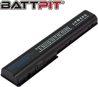 Battpit Laptop Battery for HP Pavilion 480385-001 HSTNN-IB75 HSTNN-DB75 HDX18 DV7T DV7-1245DX GA08 HSTNN-C50C HSTNN-OB75 516355-001 486766-001 464059-142 464059-141 [8 Cells/4400mAh/63wh]