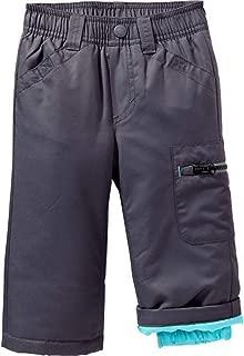Babeemia Zip-Pocket Snow Pants for Toddler Boys