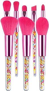 Make-upborstels, 8 sets schoonheidstools Een volledige set schoonheidstools voor beginners Make-upborstels met snoepkleure...