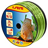 Sera - Manguera 16/22, 25 m, Color Verde