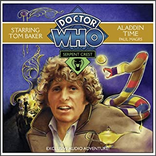 Doctor Who: Serpent Crest Part 3 - Aladdin Time cover art