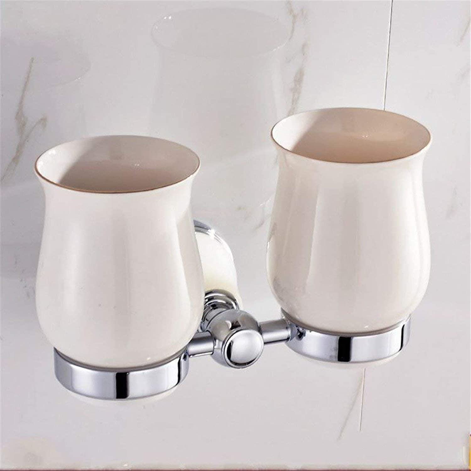 European Jade Silver Copper Set Chrome Bathroom Accessories Toilet Brush Dry-Towels,Strong soap Double Thin Cup