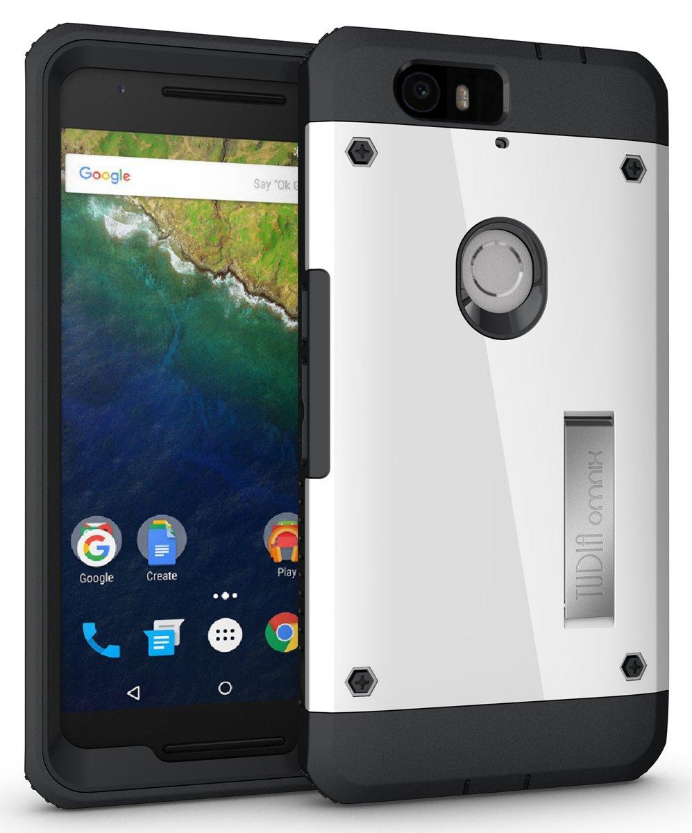 TUDIA Nexus 6P Funda, Tough OMNIX [Heavy Duty] Ultra-Resistente ...