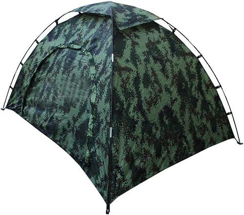 SZH&ZPT Ourdoor camouflage Tente pour 1 personne de plein airfor camping, randonnée Parcs Plage