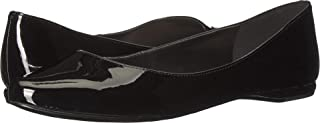 Nine West Women's Speakup Canvas Ballet Flat