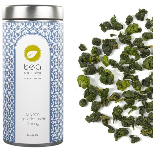 tea exclusive - Li Shan High Mountain Oolong, Formosa, Dose 50g