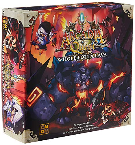 Arcadia Quest: Whole Lotta Lava