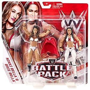 WWE Nikki Bella & Brie Bella Action Figure (2 Pack)