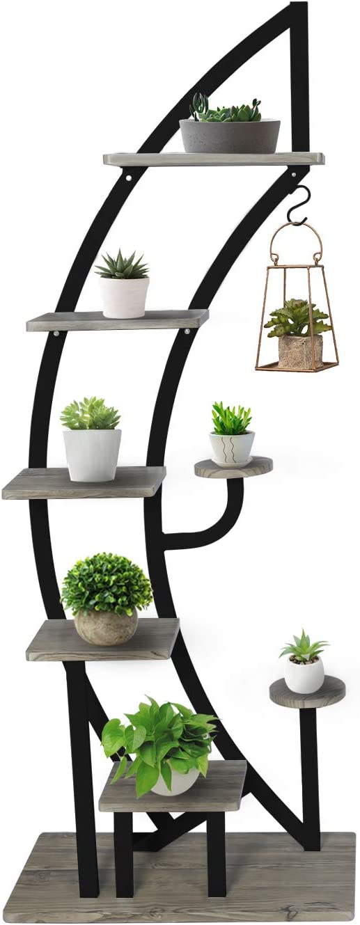 Flower 即納最大半額 Plant Stand Indoor Pots Stander Room Living for G Display 売店