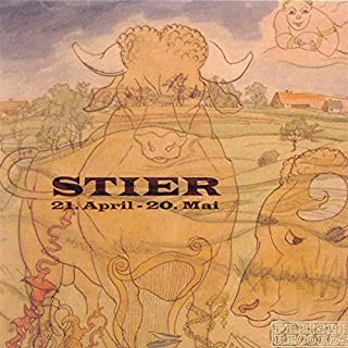 Stier: 21. April - 20. Mai Titelbild