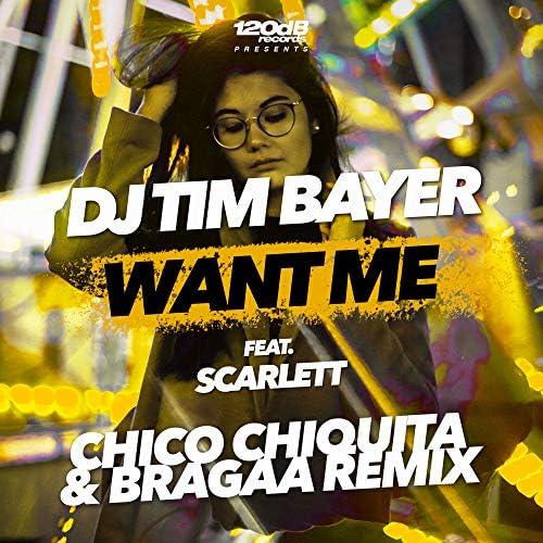 DJ Tim Bayer feat. Scarlett
