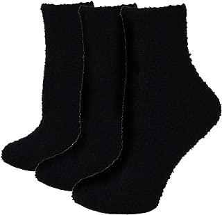 Fitu Women's Soft Warm Cozy Fuzzy Socks 3 Pairs Within Gift Box