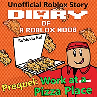 Work at a Pizza Place audiobook cover art