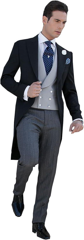 Kelaixiang Tuxedo Luxury goods OFFicial site Wedding Suits for Fit 3 Pieces Slim Men