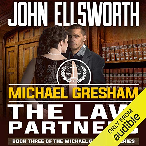Michael Gresham: The Law Partners audiobook cover art