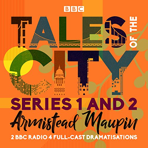Tales of the City: Series 1 and 2 audiobook cover art