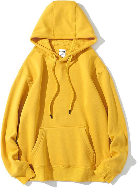 Haellun Women's Casual Long Sleeve Hoodies Pullover Hooded Fleece Sweatshirts