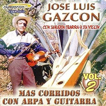 Mas Corridos Con Arpa y Guitarra Vol. 2