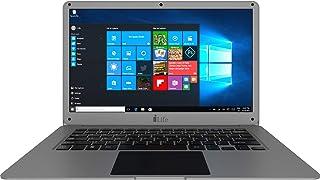 i-Life ZedAir H6 Laptop -Intel Celeron Apollo Lake N3350, 14-Inch, 500GB, 6GB, Eng-Arb-KB, Windows 10, Grey