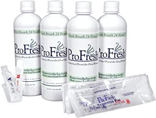 2 Month ProFresh® Maintenance Kit 4 Bottles with Activator Pacs™