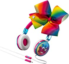 JoJo Siwa Bow Fashion Headphones with built in Microphone