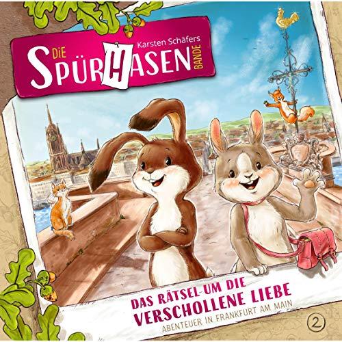 Das Rätsel um die verschollene Liebe oder Abenteuer in Frankfurt am Main cover art
