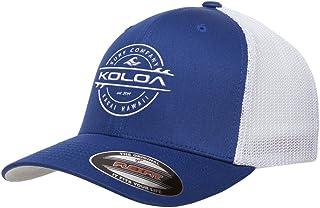 a370a9375b2 Koloa Surf Premium Embroidered Thruster Logo Flexfit 6511 Truckers Caps