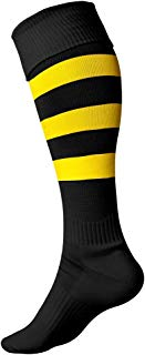 Rugby Imports Performance Rugby Socks Hoops