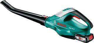 Bosch 06008A0501 ALB 18 LI 2,5 Ah Soplador a batería, Negro/Verde 18 V