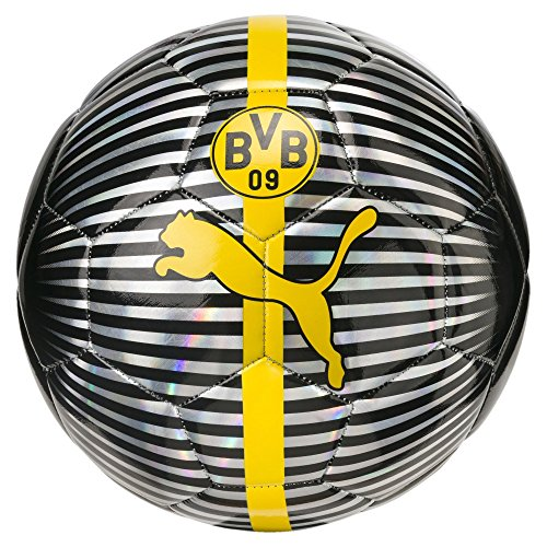 PUMA BVB One Chrome Ball Fußball, Night Sky, 5