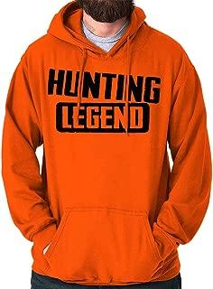 wood wood hunter hoodie